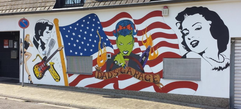 Dad's Garage 6