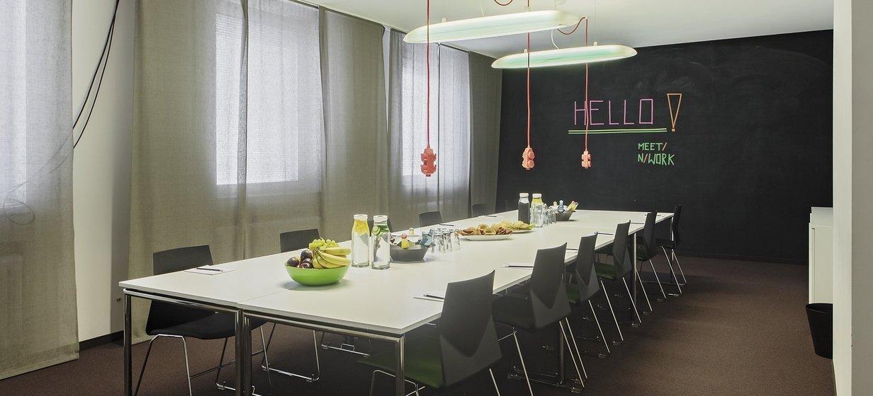 MEET/N/WORK Frankfurt GmbH Frankfurt: MEET/N/WORK