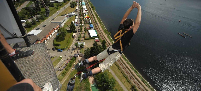 Bungee Jumping Hamburg 2
