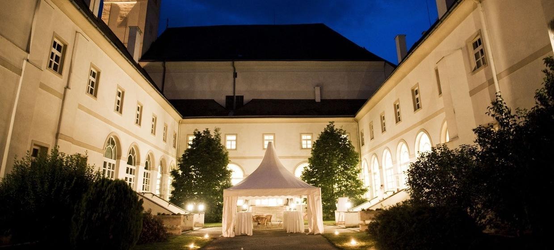 Altes Kloster Lockenhaus - zarell.com