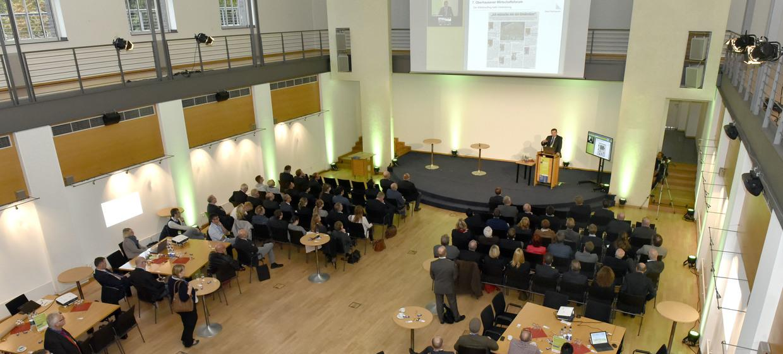 Wirtschaftsforum oder Mitgliederversammlung im TZU 2