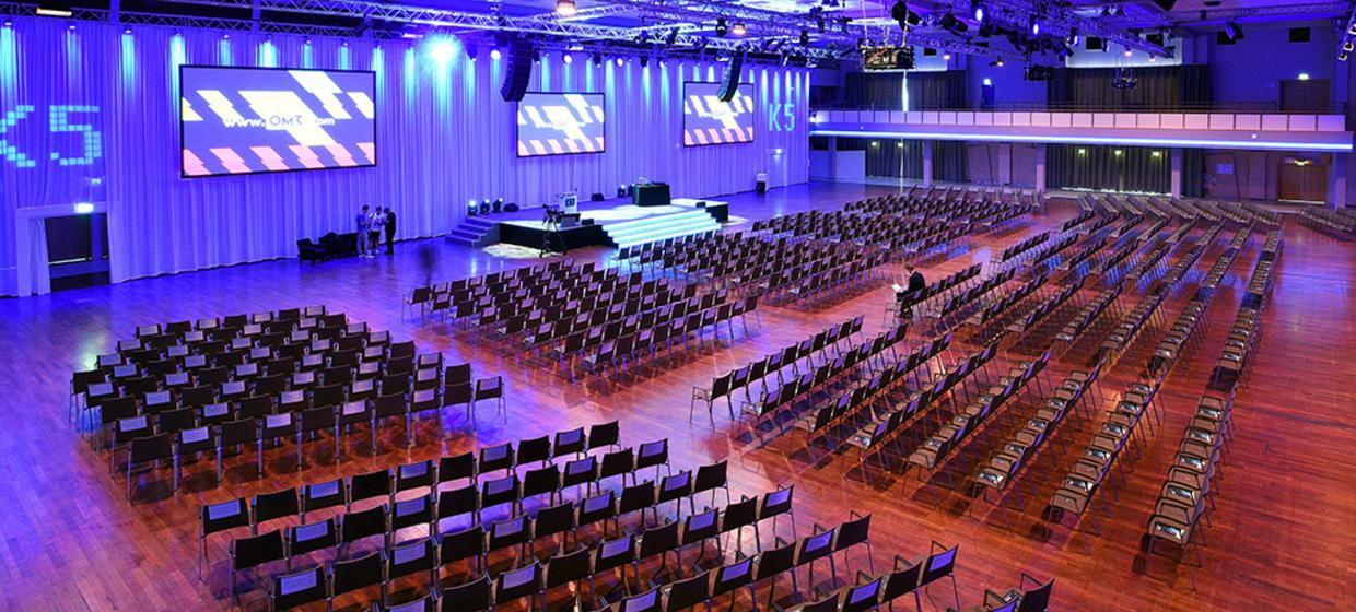 Estrel Congress Center Berlin 3
