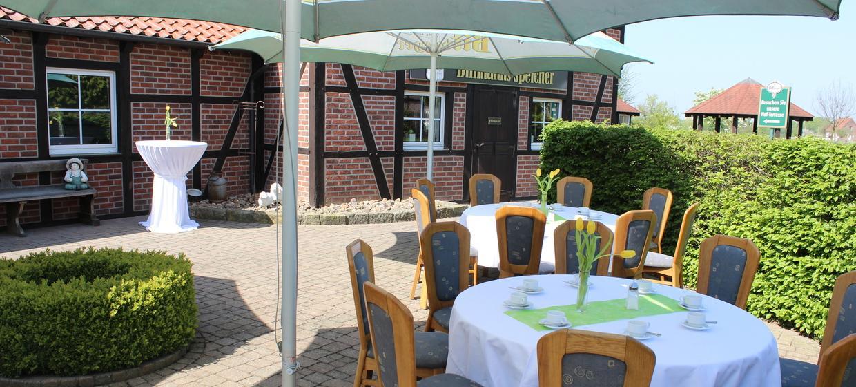 Dillmanns Speicher: Büffethaus inklusive Getränke 3