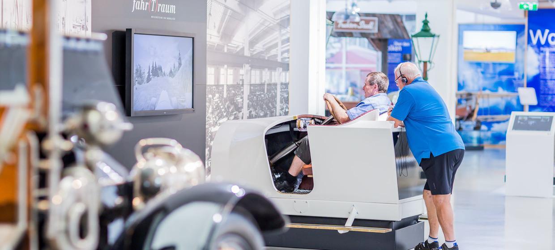 Ferdinand Porsche Erlebniswelten fahr(T)raum 16