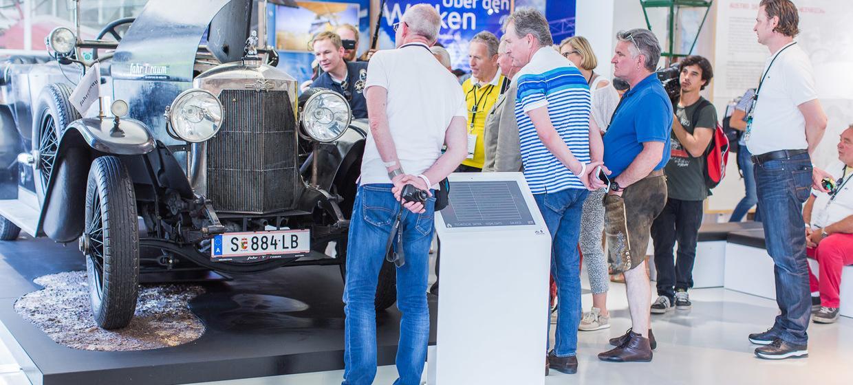 Ferdinand Porsche Erlebniswelten fahr(T)raum 19