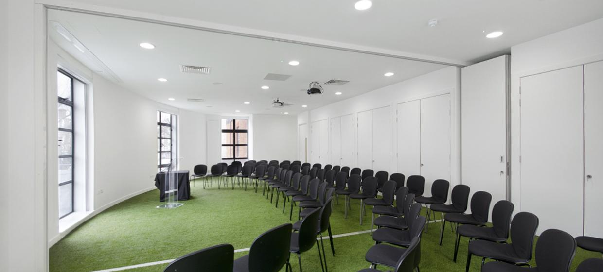 A selection of stimulating event spaces 5