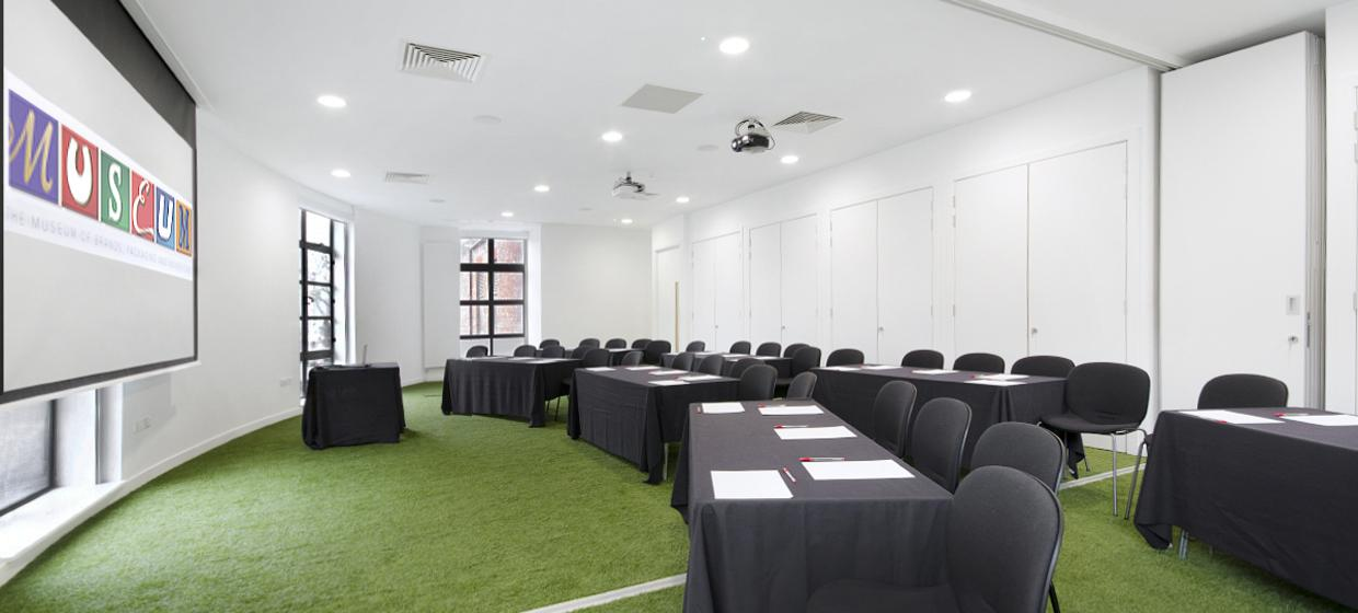 A selection of stimulating event spaces 6
