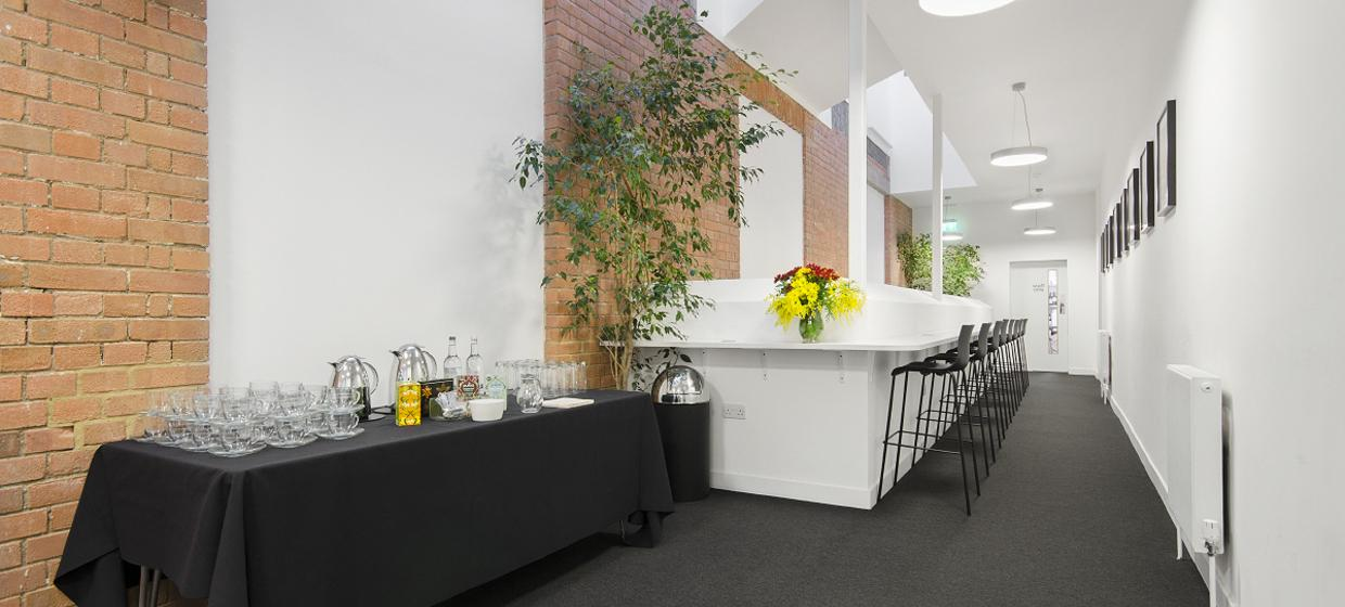 A selection of stimulating event spaces 7