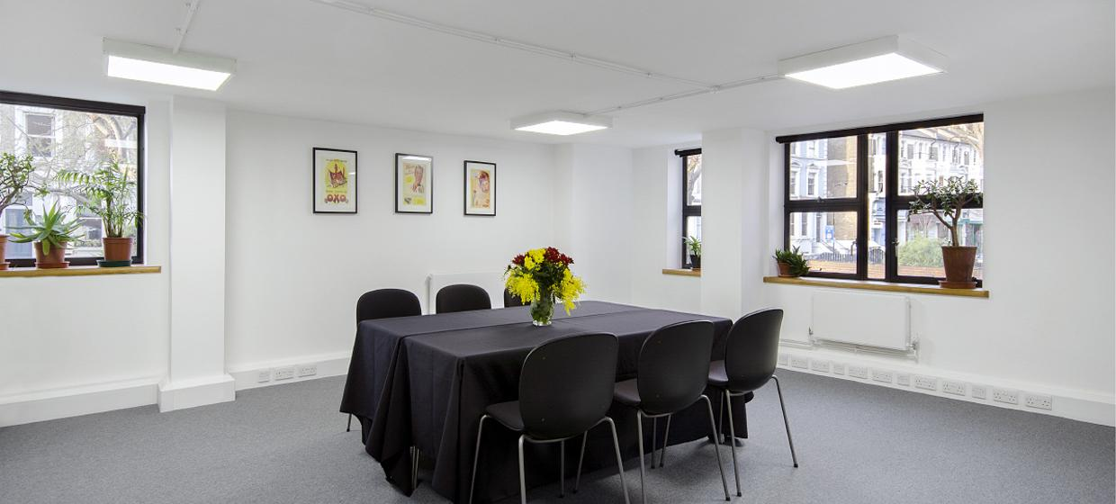 A selection of stimulating event spaces 4