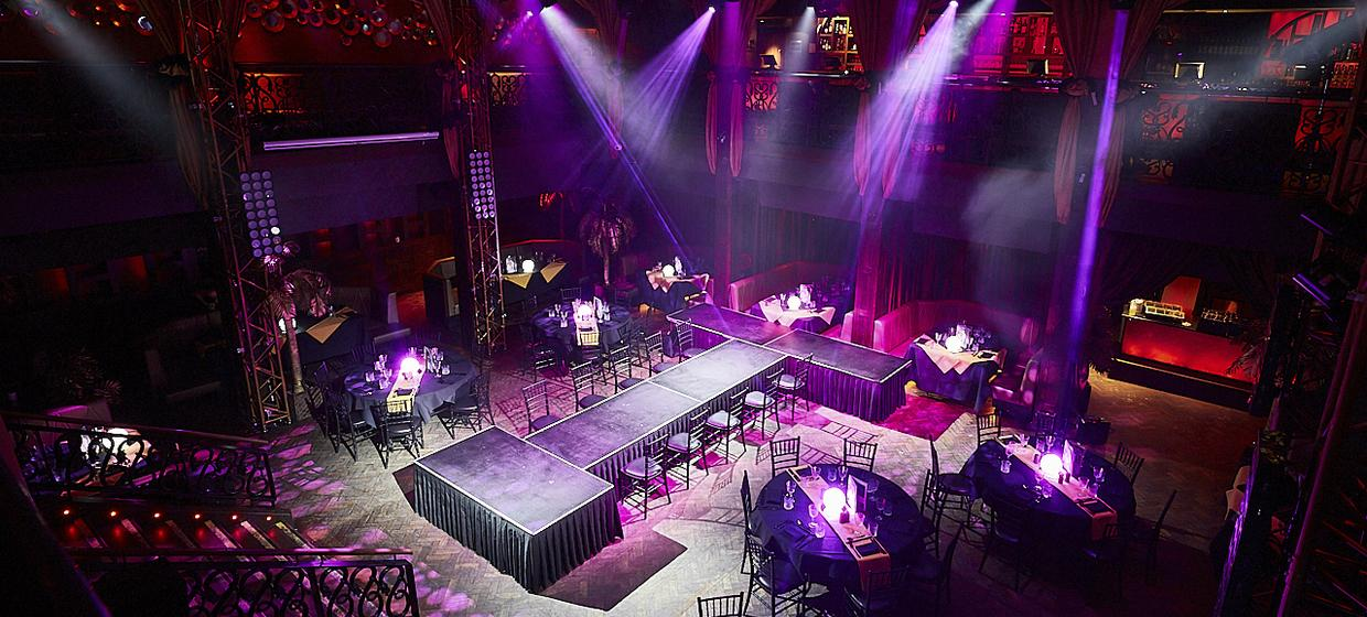 Prestigious event space in the West End 12