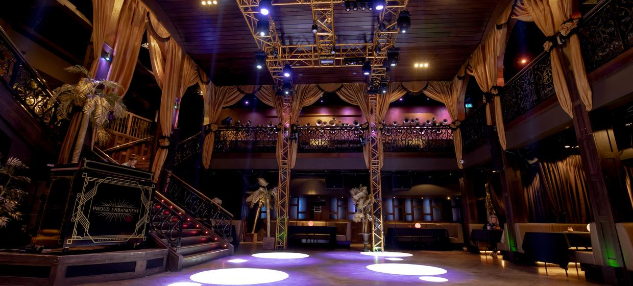 Prestigious event space in the West End 14