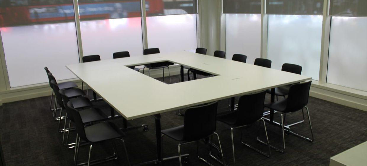 Versatile Meeting Rooms 4