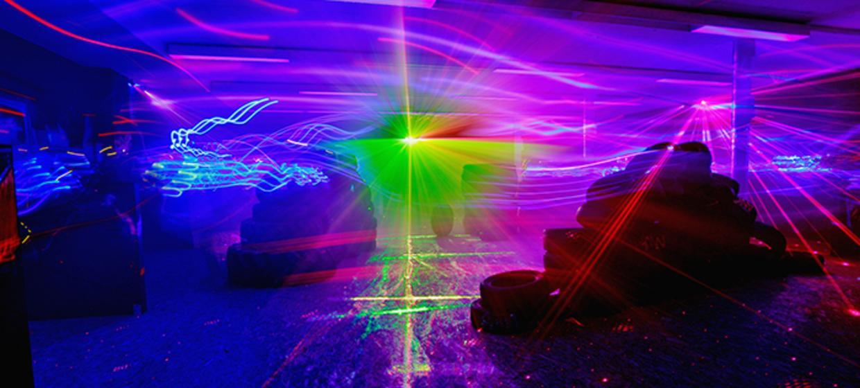 Lasertag Livearena 2