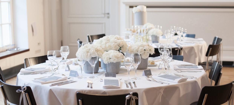 Hochzeiten & Privatfeiern Aula 5