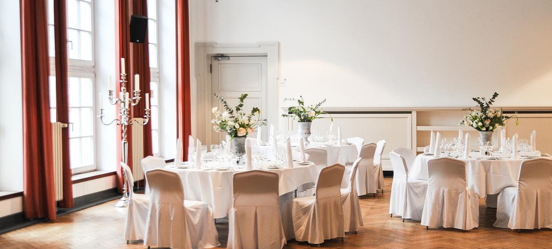 Hochzeiten & Privatfeiern Aula 3