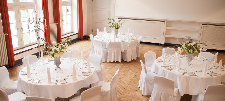 Hochzeiten & Privatfeiern Aula 2