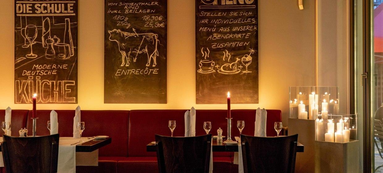 Privatfeiern & Hochzeiten Restaurant Die Schule 5