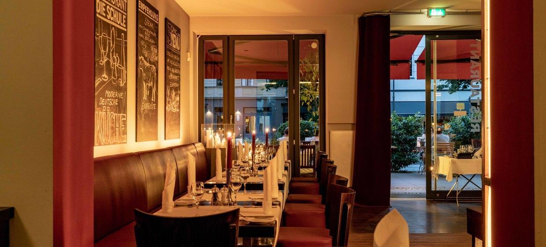 Dinnerevent Restaurant Die Schule 4