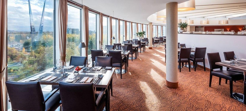 Sheraton Düsseldorf Airport Hotel 3