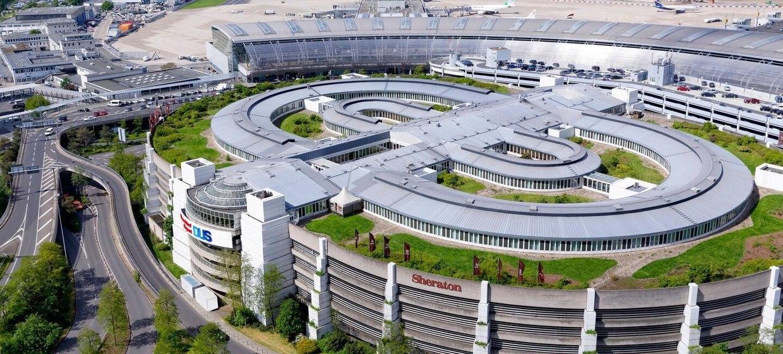 Sheraton Düsseldorf Airport Hotel 1