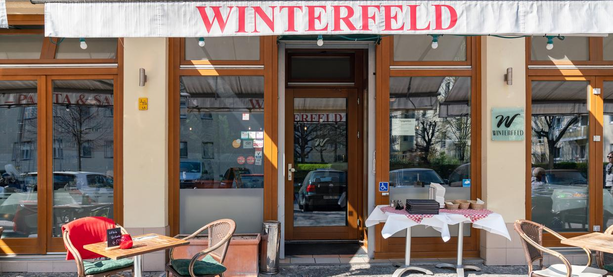 Restaurant Winterfeld 16