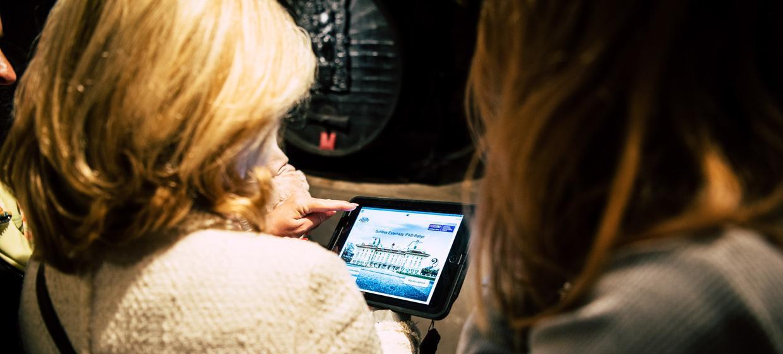 Teamevent - Tablet Rallye im Schloss Esterházy   1