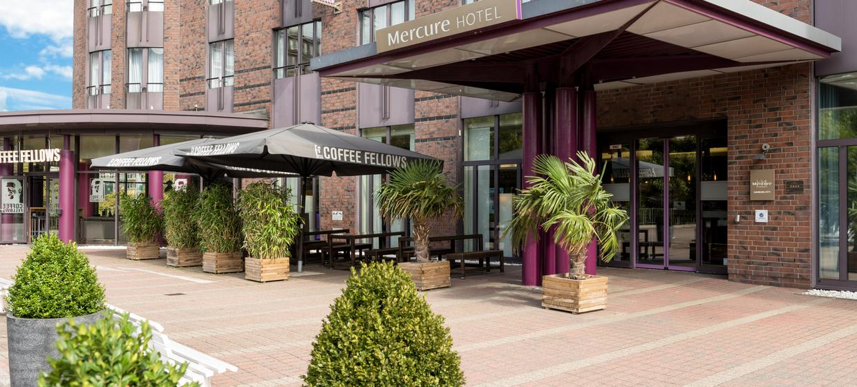 Mercure Hotel Hamburg City 19