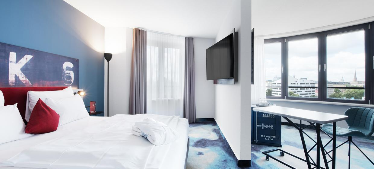 Mercure Hotel Hamburg City 16