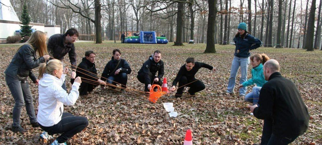Outdoor Teamspiel 2