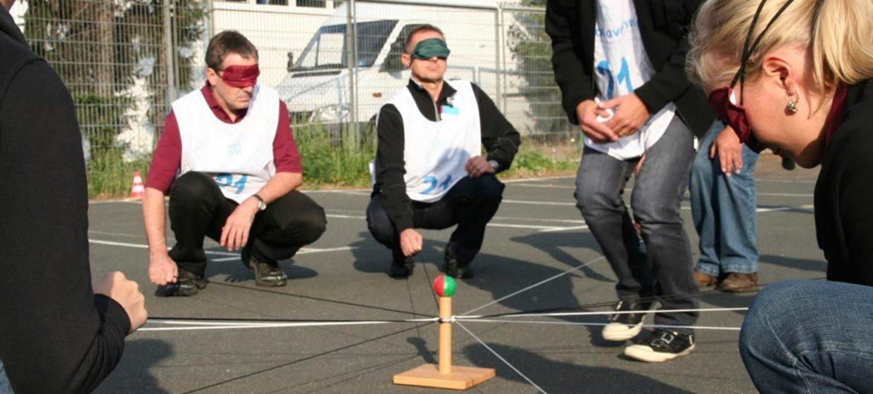 Outdoor Teamspiel 3
