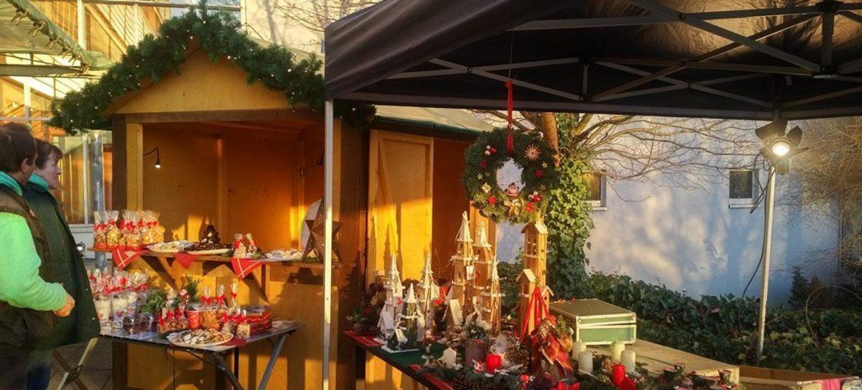 Mobiler Weihnachtsmarkt 2