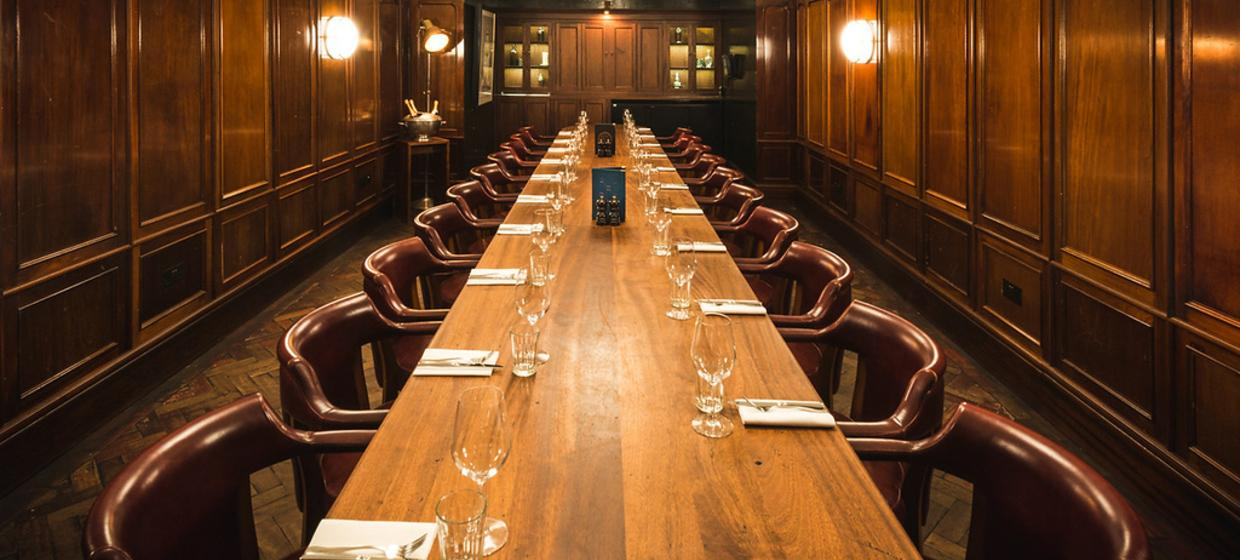 Elegant Restaurant with Private Dining  1