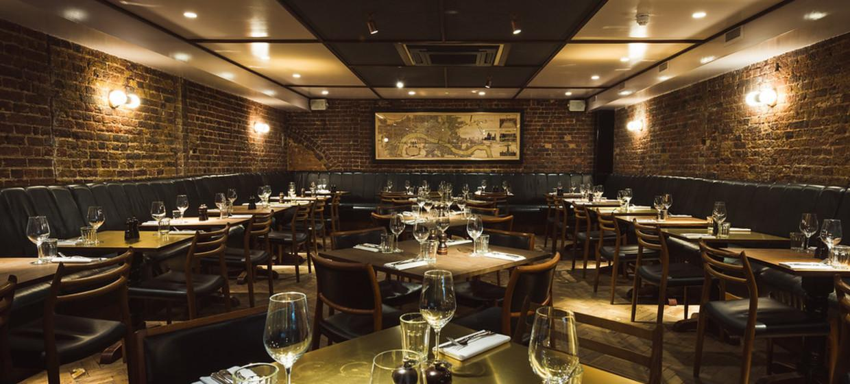 Award-winning Restaurant with Private Dining  2