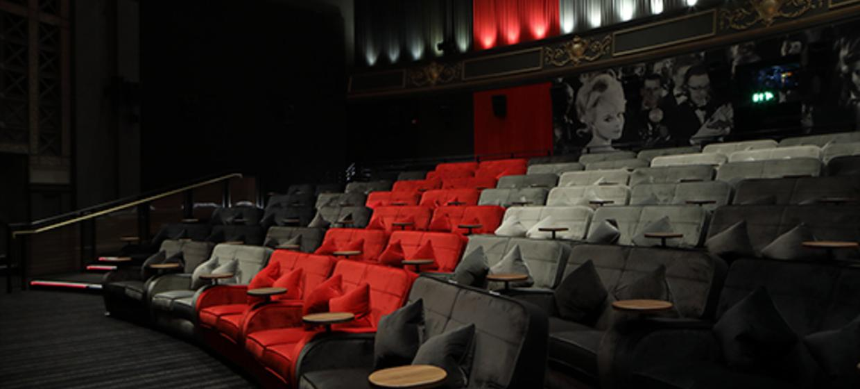 Restored Art Deco Cinema Space 3