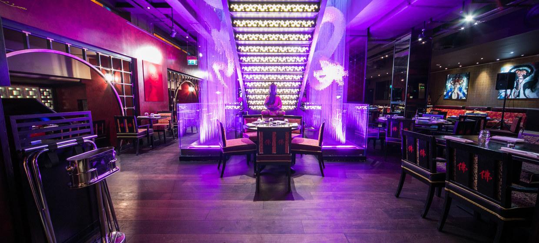 World Renowned Asian Inspired Restaurant  3