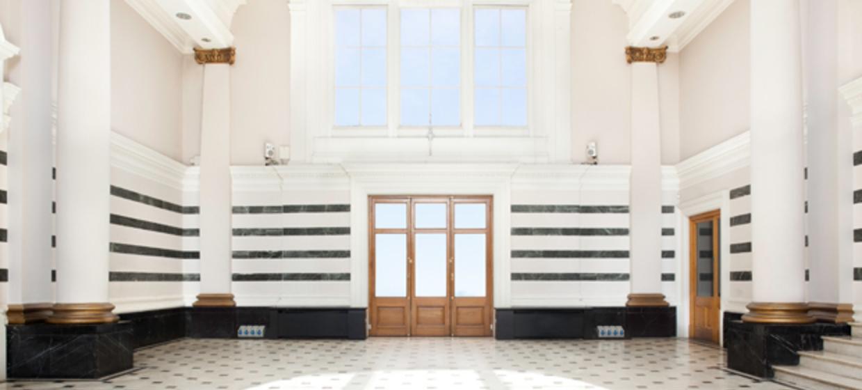 Edwardian Elegance Blank Canvas Space 5