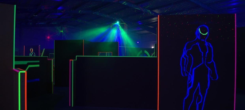 Lasertag Livearena 4