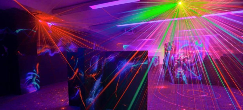 Lasertag Livearena 1