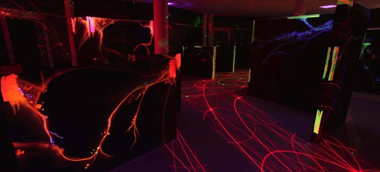 Lasertag Livearena 3