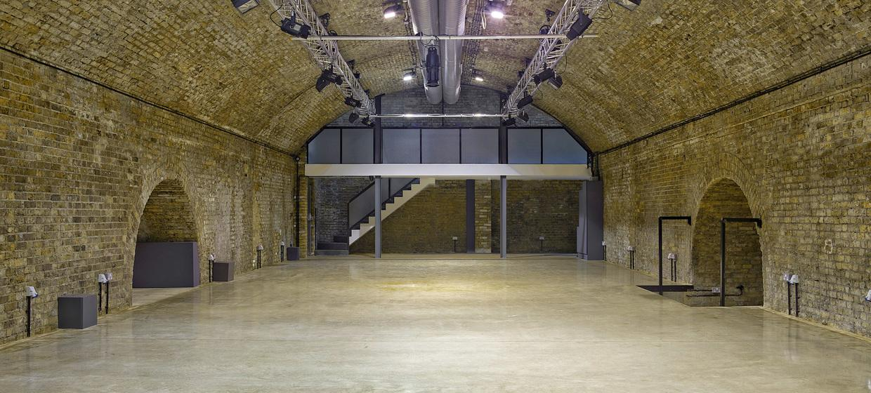 Redeveloped Railway Arch Event Spaces 5