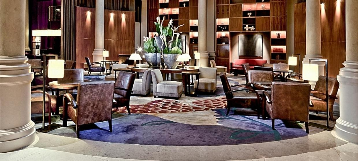 Elegant Hotel with Flexible and Stylish Event Spaces 1