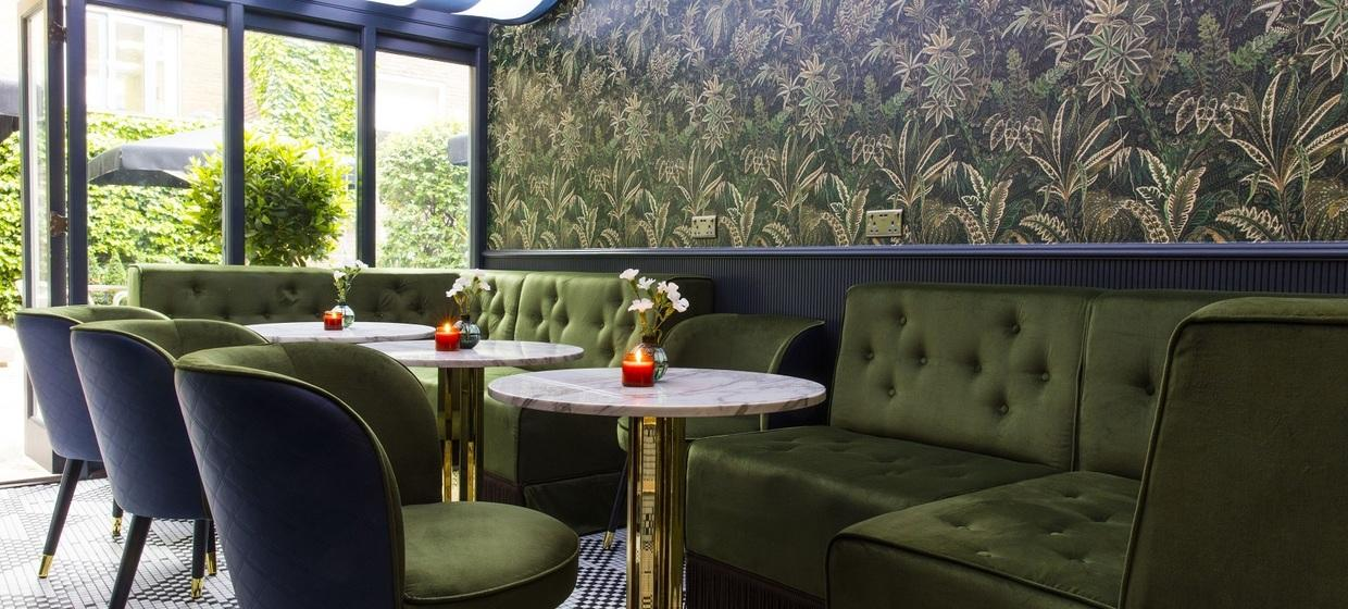 Luxury Hotel in Central London 1