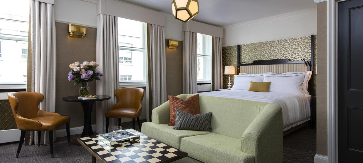 Luxury Hotel in Central London 5