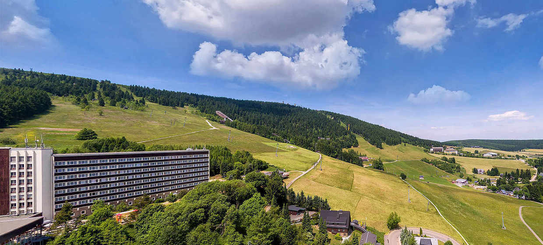 Ahorn Hotel Oberwisenthal Ahorn Hotel Am Fichtelberg In