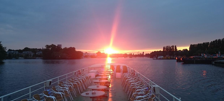 Bootstour auf der Spree 10