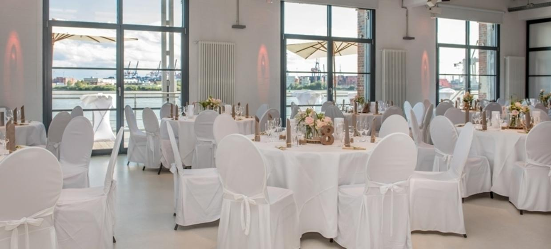 Hochzeitsfeier mit Elbblick 3