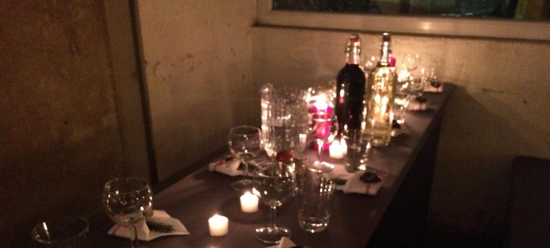 Weihnachtsparty zwischen DJ und Gänsebraten 3