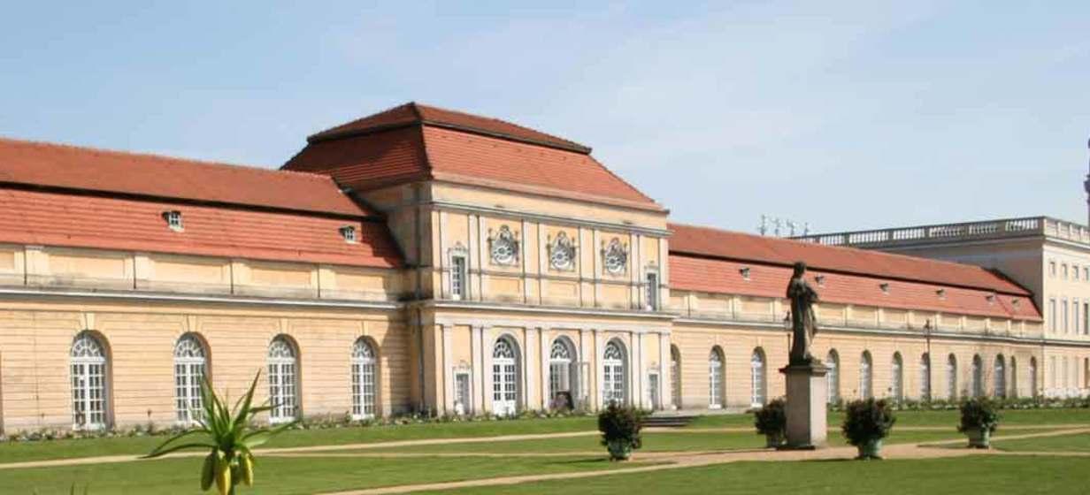 Große Orangerie Schloss Charlottenburg 12