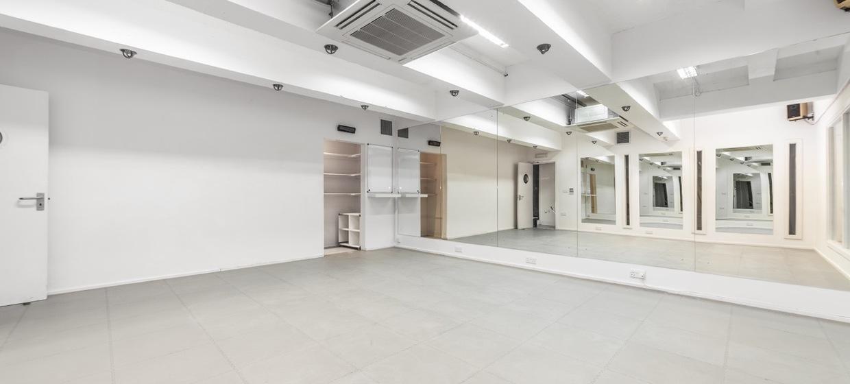 Bright and Versatile Studio Spaces 2