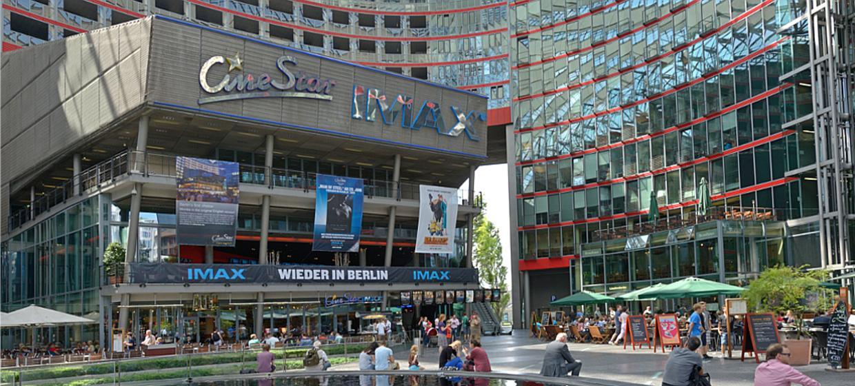 Sony Center Kino